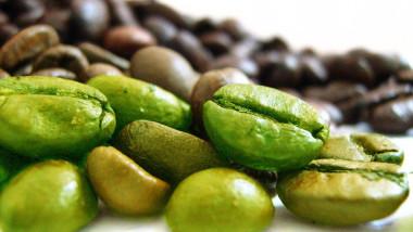 Una variante del caffè: il Caffè verde