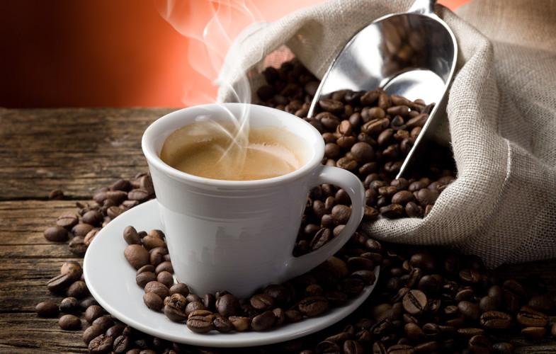 Dedicata al … caffè!