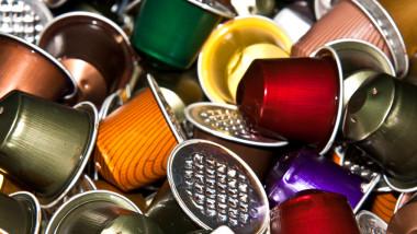 Rivoluzione Salvambiente: arrivano capsule e cialde ecologiche